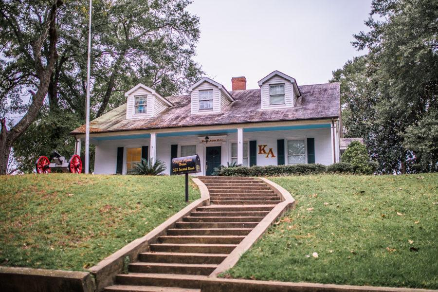 Kappa Alpha investigated for hazing