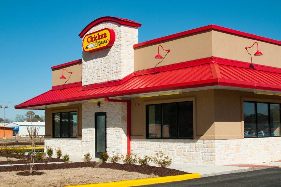 New eats: Chicken Express opens