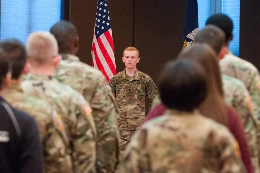 Demon Battalion instates new commander, command sergeant major