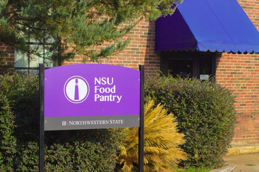NSU Food Pantry reopens