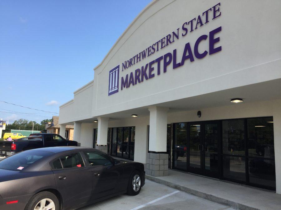 NSU Opens New Store, Northwestern State Marketplace
