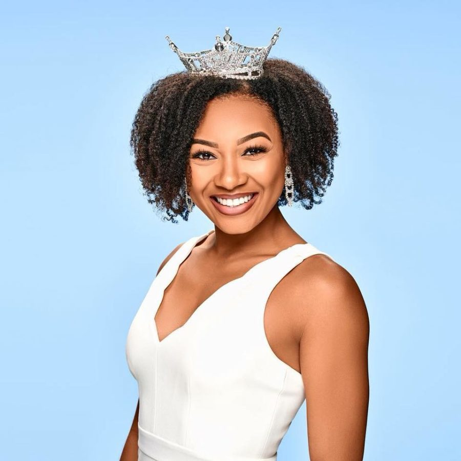 Conway is second runner-up at Miss America