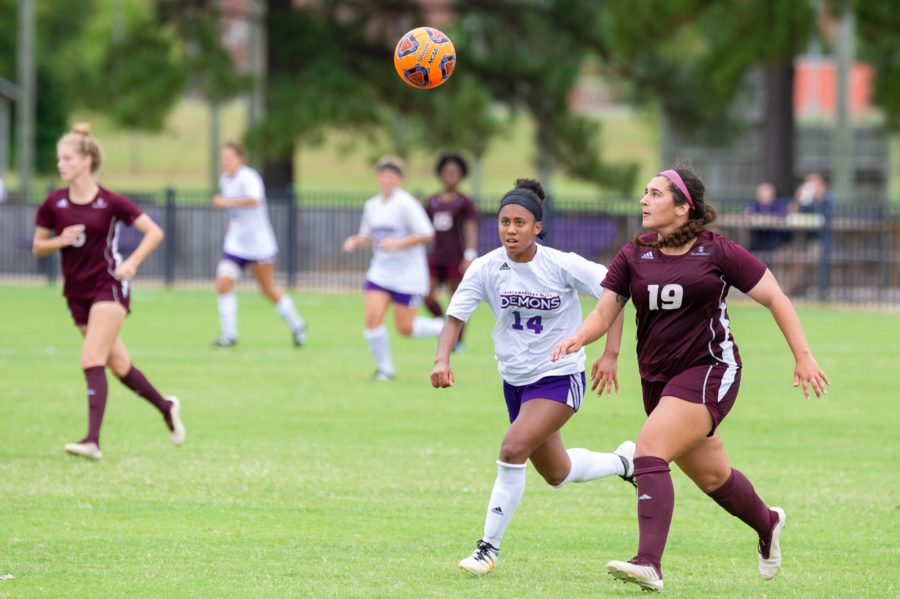 Following tough losses, Lady Demons look to a weekend at home