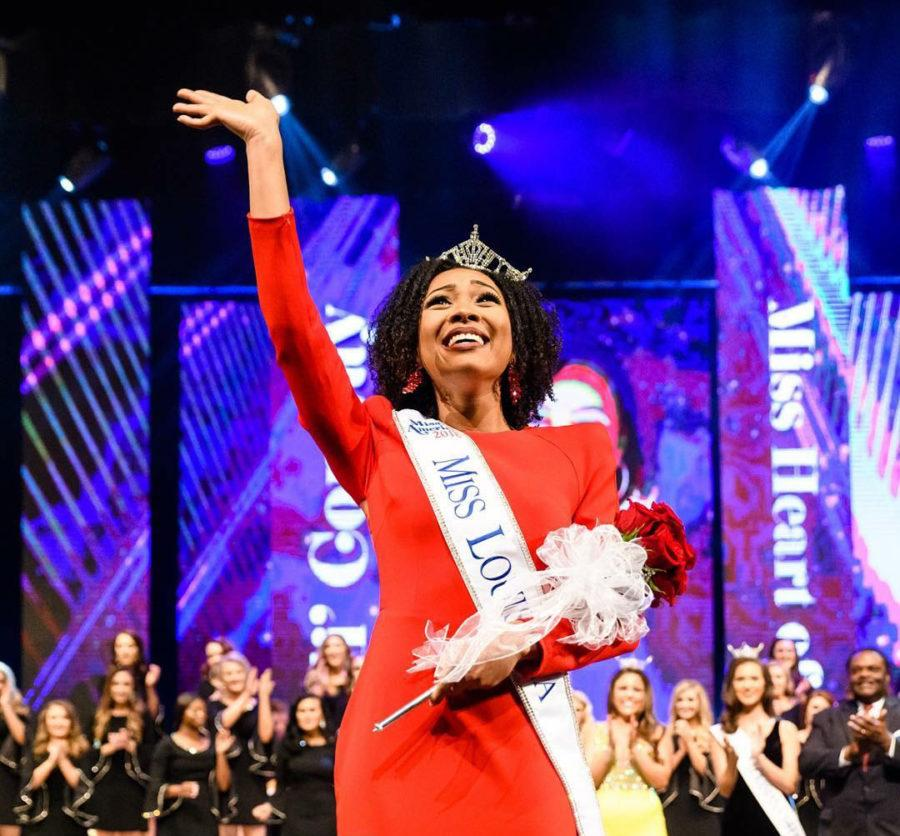 NSU alumna to compete for Miss America