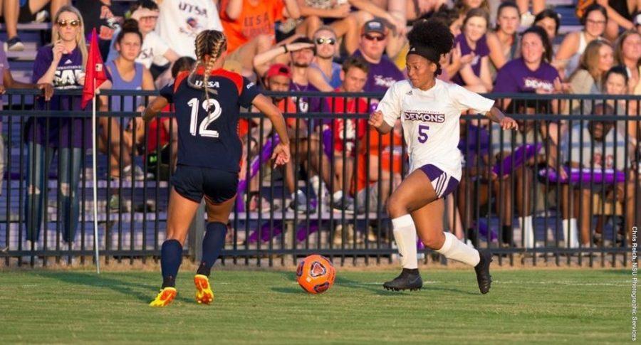 Lady Demons soccer team builds momentum