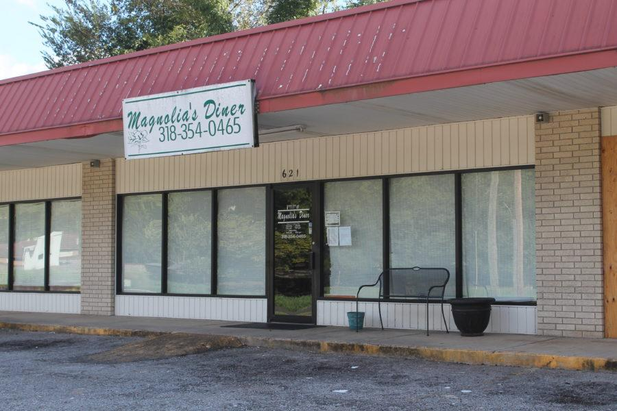 Magnolia's Diner: What Vic's wishes it could be