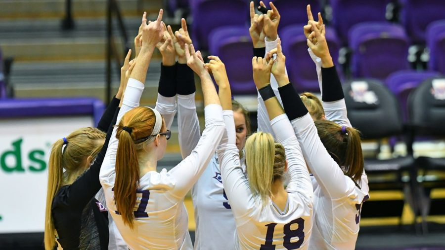 Lady Demons Volleyball look to win at Prather following losses