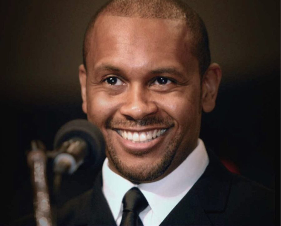 Kevin Powell to speak at Black History Month event