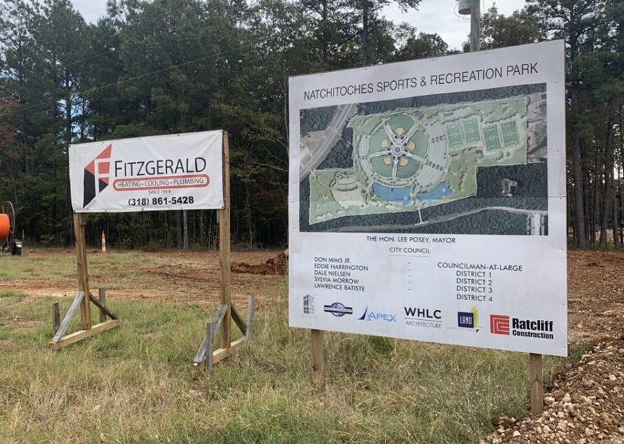 New sales tax funds sports park, supports NSU