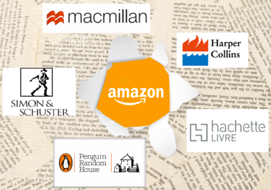 Amazon is killing the publishing industry as we know it