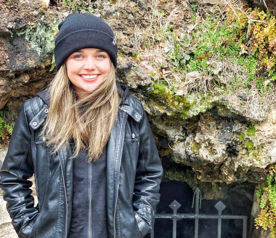 Student Spotlight: Bayli Quick, an overcomer