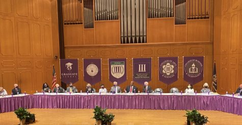 The Board of Supervisors for the University of Louisiana System sat down and discussed the search process for finding a new president.