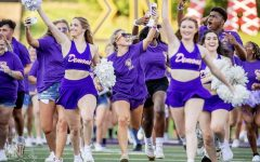 NSU students embraced the excitement that came with the annual Inferno Run.