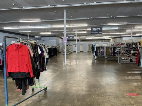 """The resellers or so-called """"business owners"""" take to their local Goodwill or thrift and stockpile on every article of clothing that they see would best fit their brand or store style."""