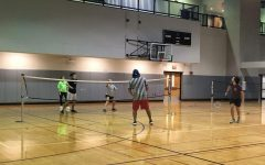 Intramural sports give students a place to enjoy their favorite sports without the responsibilities of athletics.