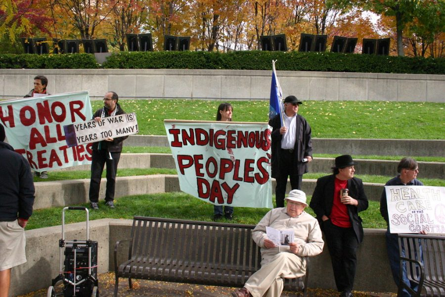 On Oct. 8, 2021, what had nationally been celebrated as Columbus Day since 1792 was changed, and with it, the future for all Native Americans across the country.