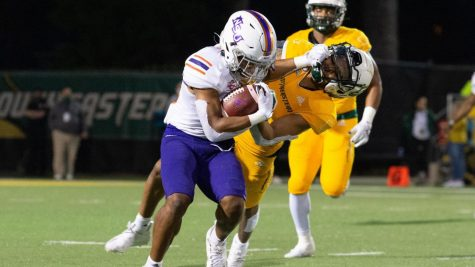 Demon football will take on Southeastern Louisiana University  for NSUs Homecoming game on Saturday.