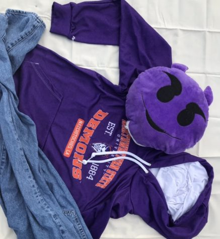 The homecoming game is one of the most important events of the fall semester and representing yourself through your teams clothing is the best way to show support.